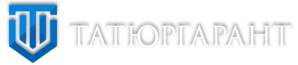 Логотип компании Татюргарант